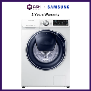 Picture of Samsung Front Load Washer with QuickDrive 9 kg wash WW90M64FOPW/FQ